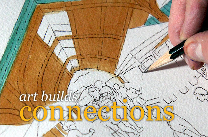 Art Builds Connections